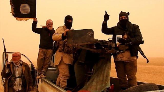 Daesh ejecuta a desertores que huían del campo de batalla en Siria