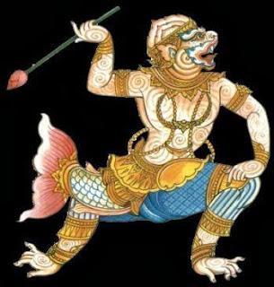 हनुमानजी के पुत्र मकरध्वज की कथा। Story of Hanumanaji son Makaradhvaj.