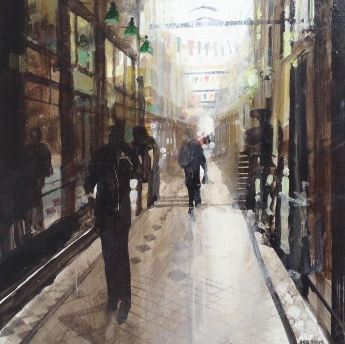 Современный реализм Julian Sutherland-Beatson