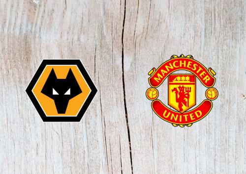 Wolves vs Manchester United Full Match & Highlights 2 April 2019