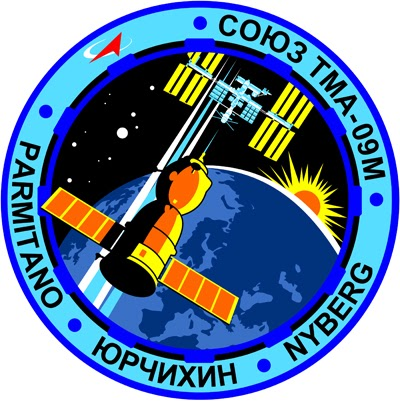 patch Tripulacion ISS 36