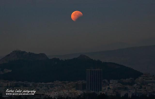 φωτογραφιες τοπιων,νυχτερινες φωτογραφιες ,πανσεληνος ,Αθηνα,Athens