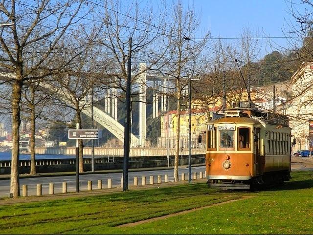 Bairro de Massarelos no Porto