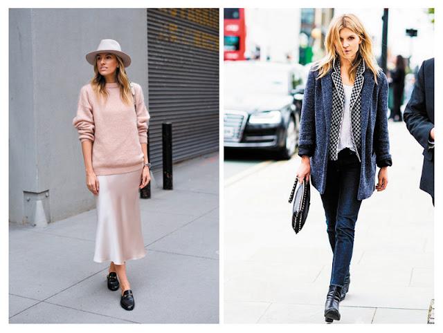 Образы в бельевом стиле с улицы