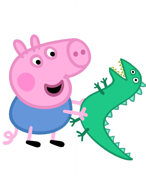 Cartoon Characters: Peppa Pig (PNG pictures)