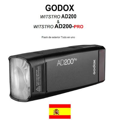 Manual Godox AD200pro PDF