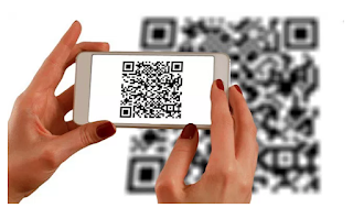 WiFi Password QR code Scanner