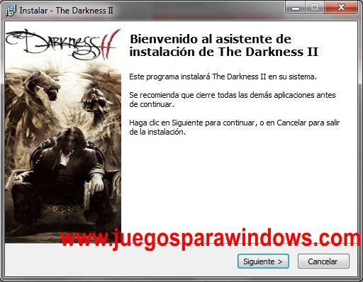 darkness 2 pc screenshot