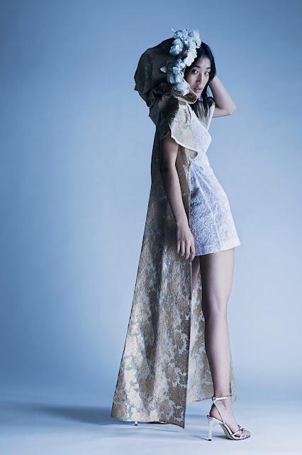 Fanny liautard créatrice de mode collection robes de mariée créateur Paris