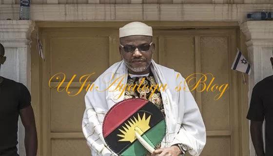 'I'll Drop Agitation For Biafra If DNA Test Confirms Aso Rock Occupant Is Buhari' —Nnamdi Kanu
