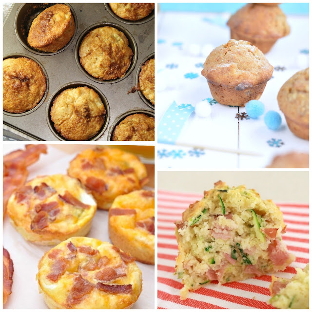 main meal muffins are perfect for packing school lunches