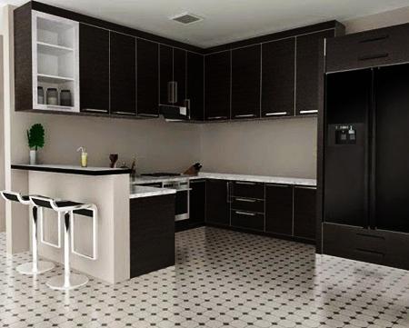 Keramik Lantai Dapur Model Terbaru rumahku