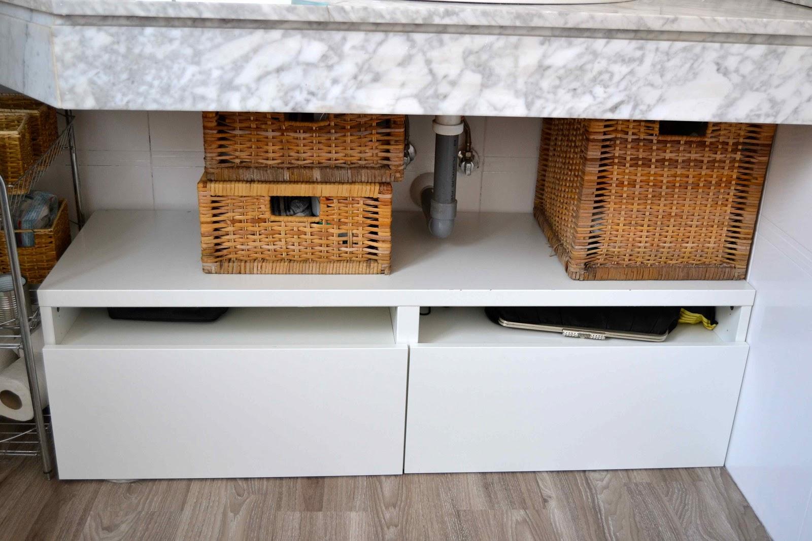 Reciclar Muebles Ikea Stunning Usa Cinta Adhesiva Y Pintura  # Hackeando Muebles De Ikea