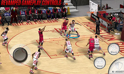 Free Download NBA 2K17 v0.0.21 Apk