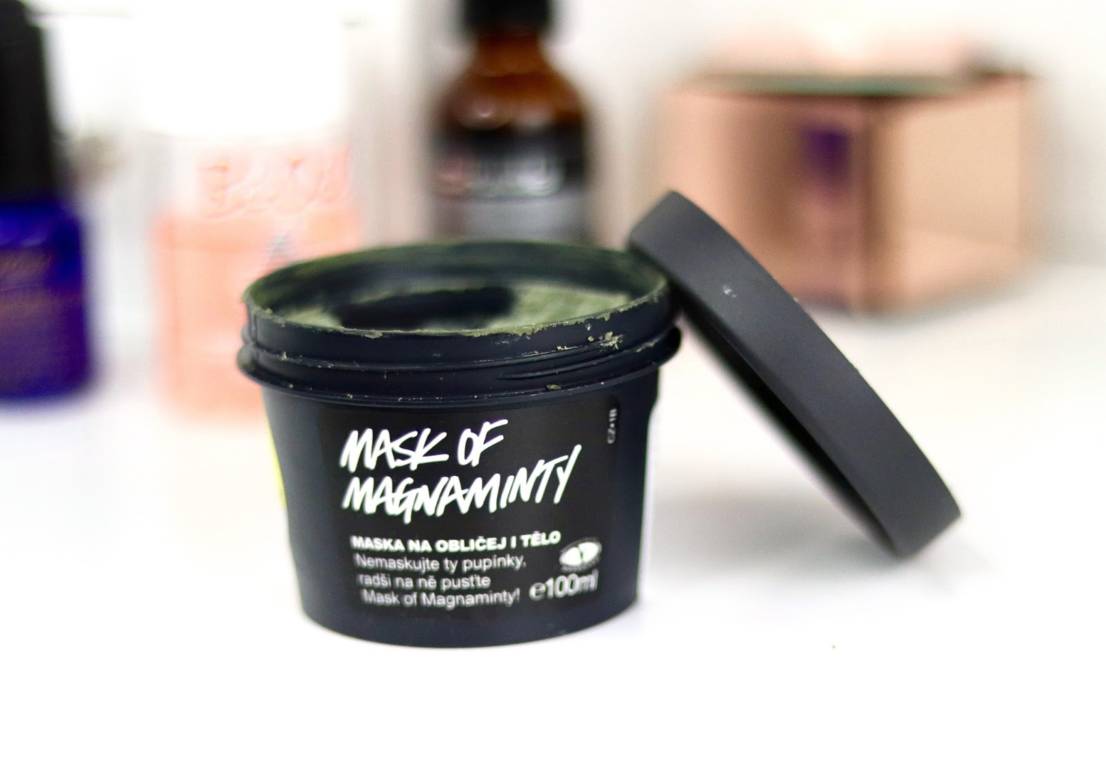 mask of magnaminty lush aka je