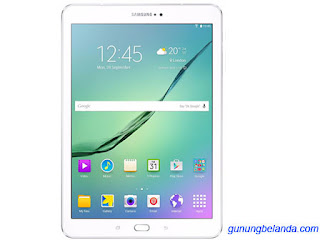 Cara Flashing Samsung Galaxy Tab S2 9.7 WiFi SM-T810