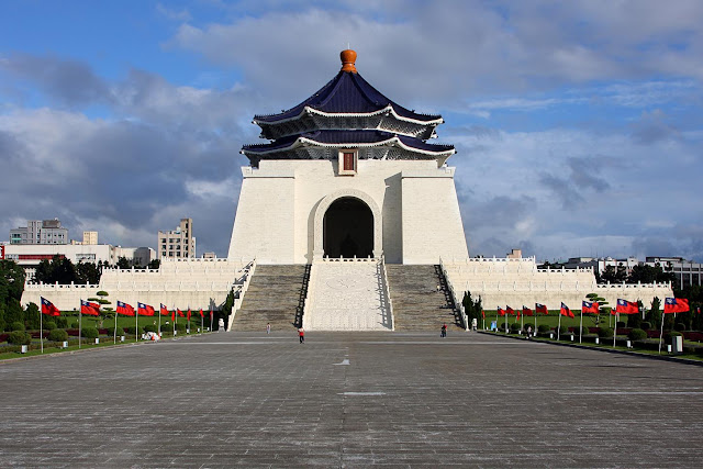 Nacional Chiang Kai-shek Memorial Hall Taipei City