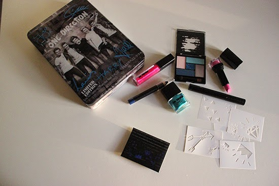 One Direction Makeup Review