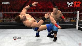 WWE 12 Cheats