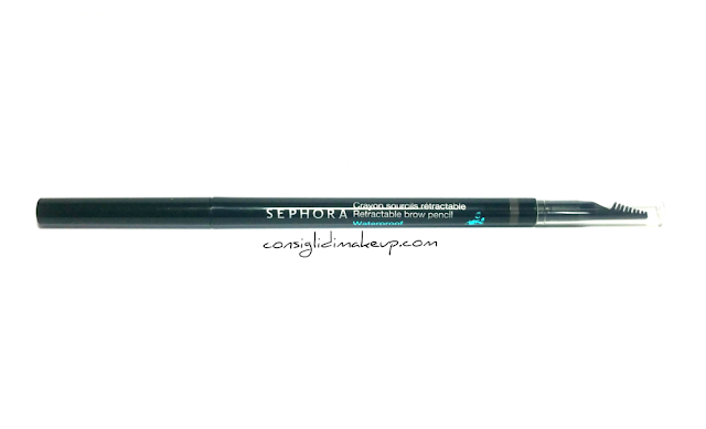 Review: Matita Sopracciglia Retrattile Waterproof - Sephora