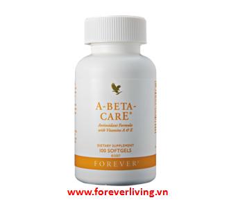 Forever A Beta Care bổ sung Vitamin A Vitamin E Silen