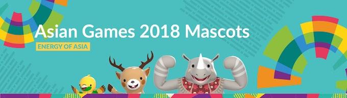 Yuk, Berkenalan dengan 3 Maskot Asian Games 2018!