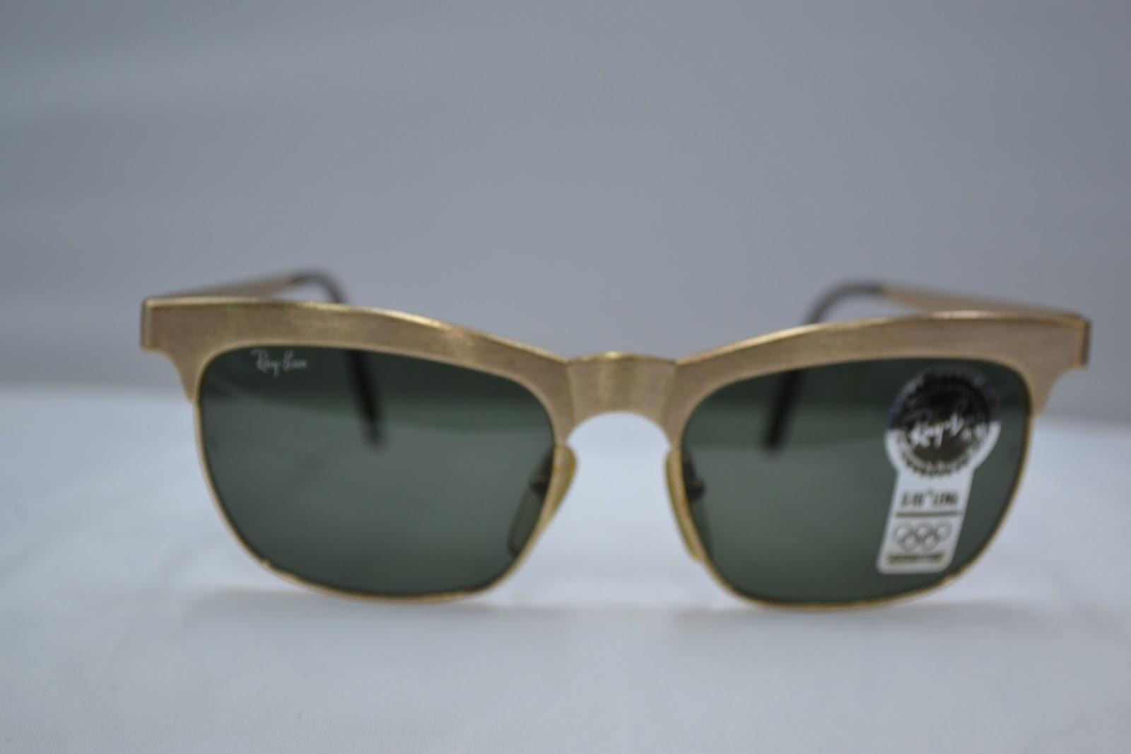 bf44517c4d0 Vintage sunglass  Vintage Ray Ban w0755