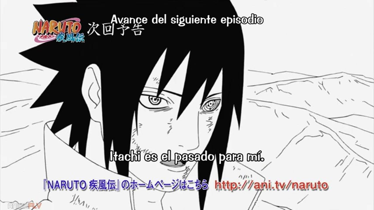 Naruto Shippuden cap 476 Sub Español