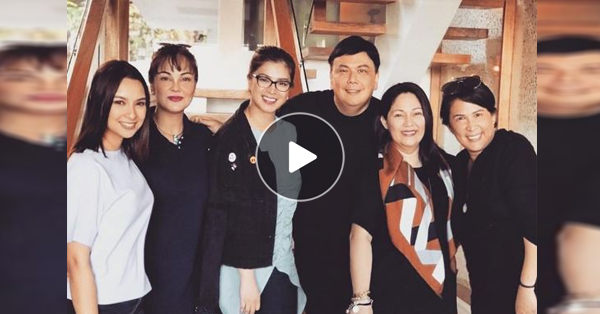 """CONFIRMED: Angel Locsin Is Already Preparing For """"The General's Daughter"""""""
