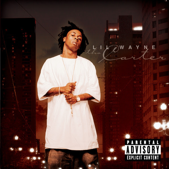 Lil Wayne - Tha Carter  Cover