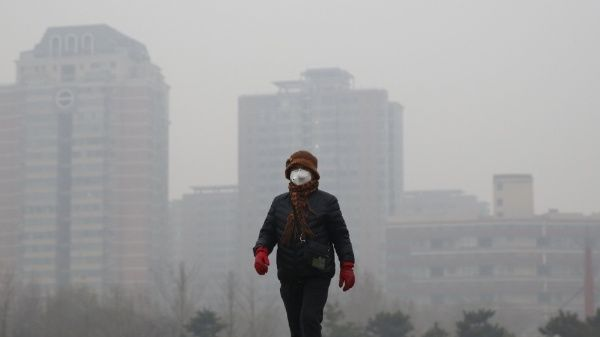 Beijing emite alerta naranja por nueva ronda de esmog