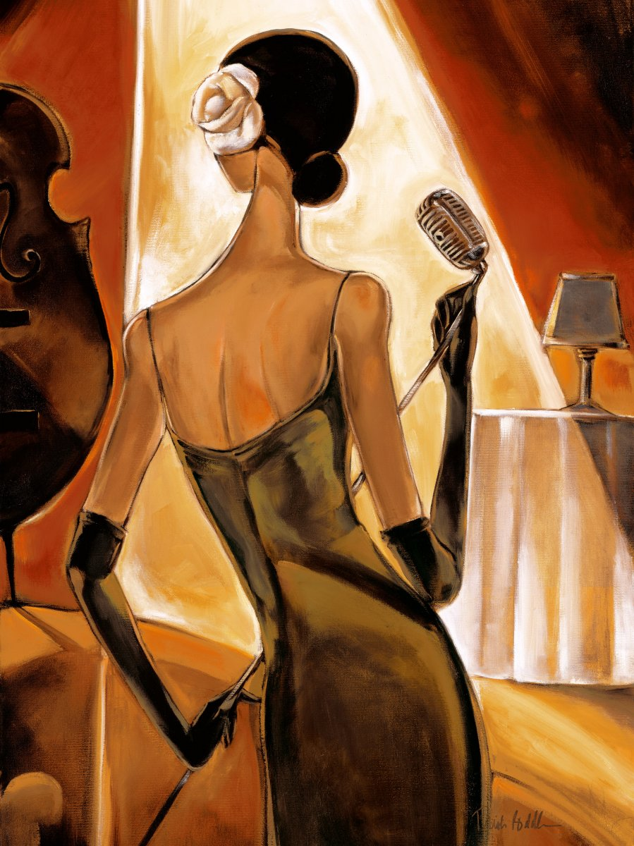 Pinturas de Trish Biddle ~ Figurativo
