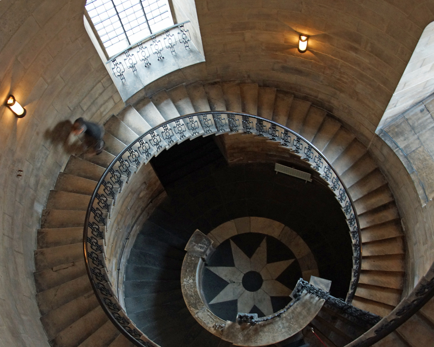 St Paul S Cathedral Harry Potter Staircase : Caroline s miscellany st paul cathedral geometric staircase
