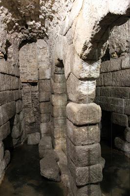 Cuevas de Hércules. Toledo romano