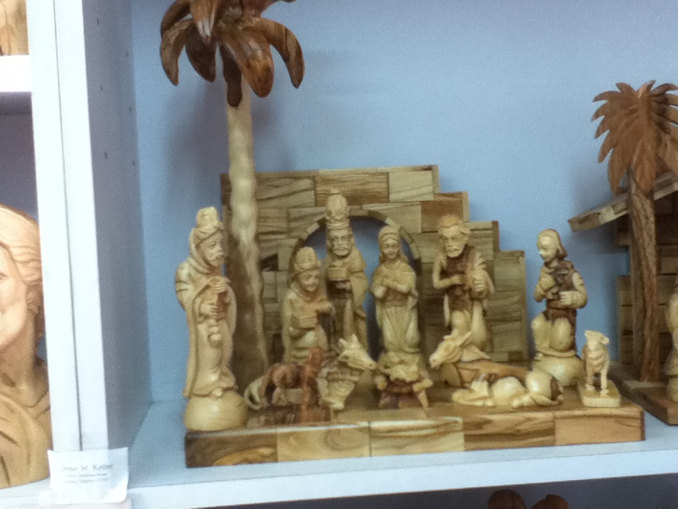 Olive Wood Carvings A Jerusalem Experience