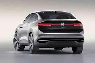 2020 Volkswagen I.D. Crozz