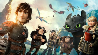 Download How to Train Your Dragon: The Hidden World (2019) Subtitle Indonesia