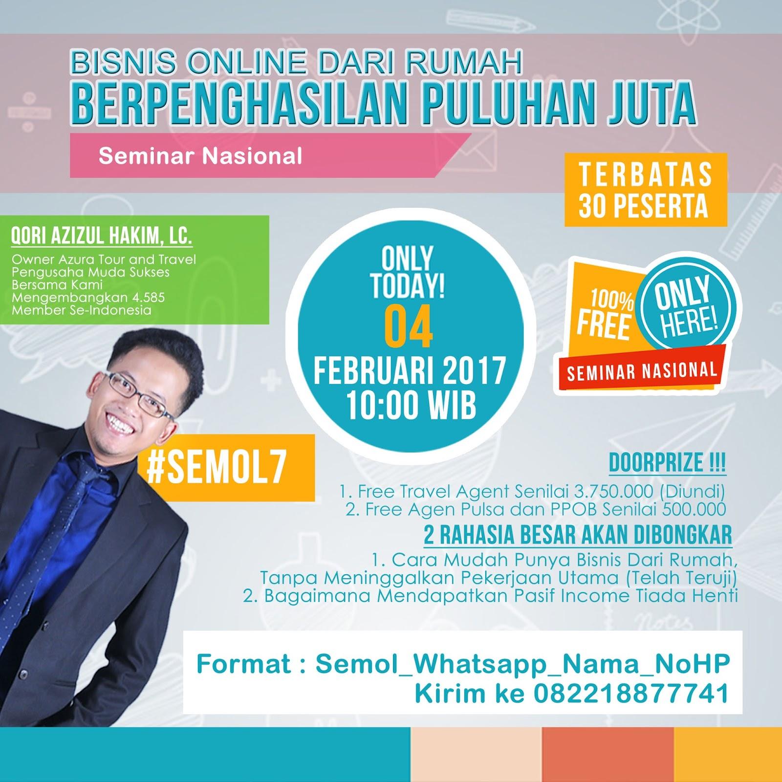 seminar tour