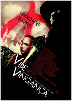 752 - Filme V de Vingança - Dublado Legendado