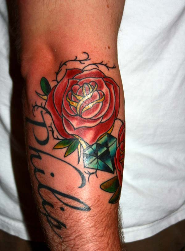tattoos design ideas 32 best and attractive rose flower