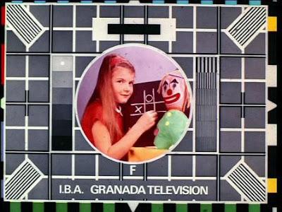 Granada Test Card F