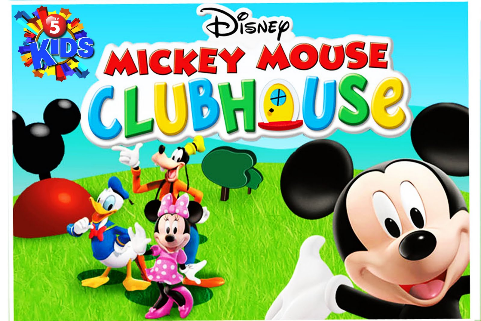"""Top 99 Female: TV5 Kids Airs """"Mickey Mouse Clubhouse ..."""