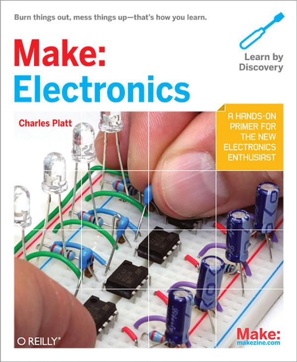 MAKE Electronics Learning Through Discovery PDF Book
