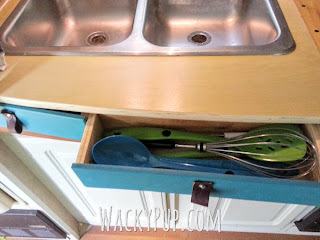 Amazing Mod for a Low Sink - End Backaches - Genius!