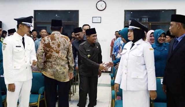 Dua Kades PAW dilantik