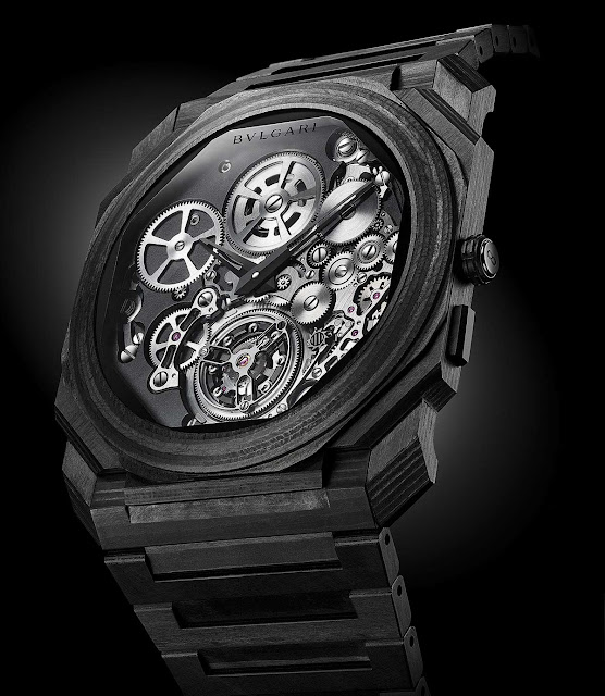 Bulgari Octo Finissimo Tourbillon Automatic Carbon 103072