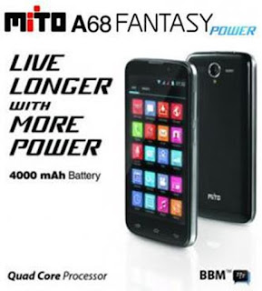 Firmware Mito A68 Fantasy Power Tested Free Download