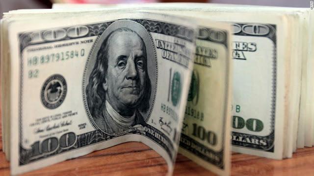 Nilai Kurs Dolar amerika Ikutan Anjlok karena Pidato Trump