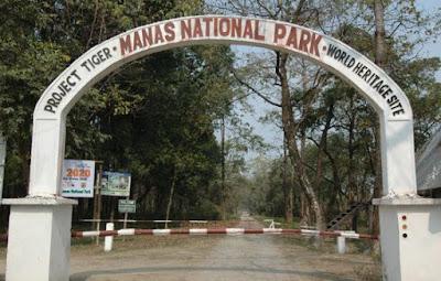 Govt Jobs Coaching Class 2 - Wildlife Sanctuaries, UNESCO Heritage sites