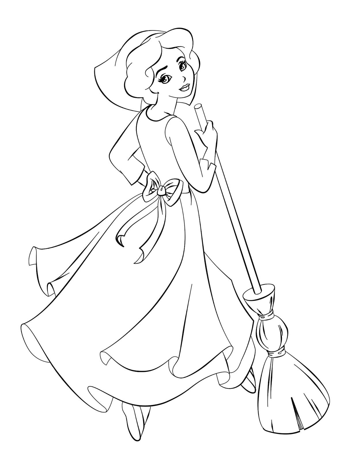 Paola Tosca Art Disney Crossover Linearts
